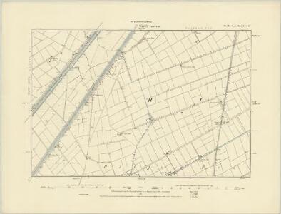Norfolk LXXX.NW - OS Six-Inch Map