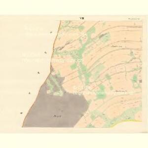 Fritschowitz - m0628-1-007 - Kaiserpflichtexemplar der Landkarten des stabilen Katasters
