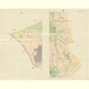 Jastrzaby - m1078-1-002 - Kaiserpflichtexemplar der Landkarten des stabilen Katasters