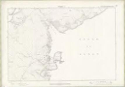 Inverness-shire - Isle of Skye Sheet LII - OS 6 Inch map