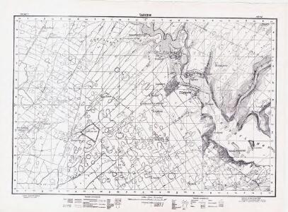 Lambert-Cholesky sheet 4642 (Tariceni)