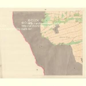 Rothwasser (Čerwenawoda) - m0386-1-003 - Kaiserpflichtexemplar der Landkarten des stabilen Katasters