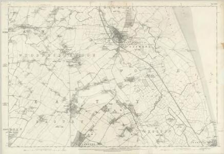 Kent XLVIII - OS Six-Inch Map