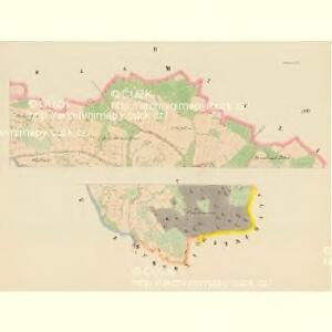 Domoras - c1439-1-002 - Kaiserpflichtexemplar der Landkarten des stabilen Katasters