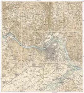 Umgebungskarte von Linz