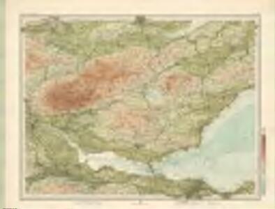 Fife, Kinross - Bartholomew's 'Survey Atlas of Scotland'