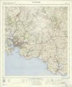 Plymouth - OS One-Inch Map