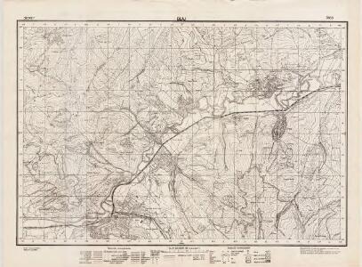 Lambert-Cholesky sheet 3163 (Blaj)