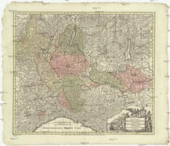 Ducatus Mediolanensis cum adjacentibus principat. et dominiis accuratissime delineatus