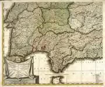 Regna Hispaniarum, atque Portugalliæ, 3