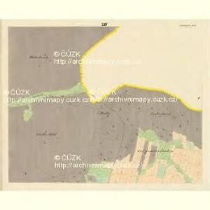 Dobrzegitz - c1204-1-013 - Kaiserpflichtexemplar der Landkarten des stabilen Katasters