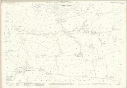 Lancashire LVI.12 (includes: Briercliffe; Nelson) - 25 Inch Map
