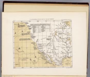 North America, 1782.
