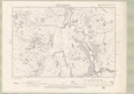 Argyll and Bute Sheet CXLII.NW - OS 6 Inch map