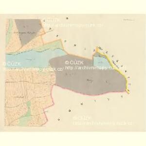 Dneschtitz - c1154-1-004 - Kaiserpflichtexemplar der Landkarten des stabilen Katasters