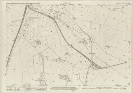 Staffordshire L.7 (includes: Penkridge) - 25 Inch Map