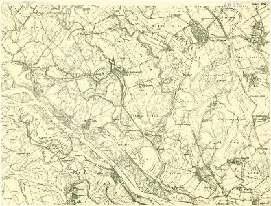 III. vojenské mapování 4859/4