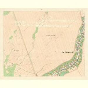 Schönwald - m3073-1-004 - Kaiserpflichtexemplar der Landkarten des stabilen Katasters