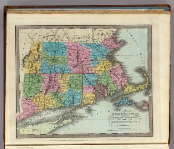 Massachusetts. Rhode Island. And Connecticut.
