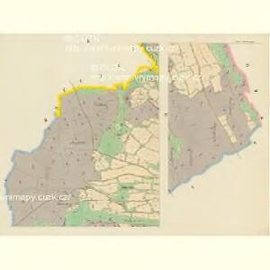 Nieder Reith - c1356-2-002 - Kaiserpflichtexemplar der Landkarten des stabilen Katasters
