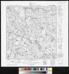 Meßtischblatt 11100 : Schmilgen, 1940