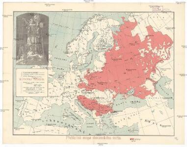 Prehledna Mapa Slovanskeho Sveta