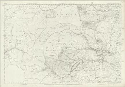 Yorkshire 287 - OS Six-Inch Map
