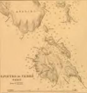 Plan of Ports in the Adriatic - S. Pietro di Nembo Port