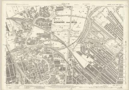 Yorkshire CCXXVI.15 (includes: Sculcoates) - 25 Inch Map