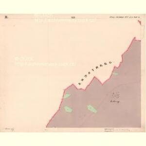 Moldau Ober - c2176-1-002 - Kaiserpflichtexemplar der Landkarten des stabilen Katasters