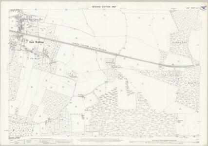 Kent XLII.1 (includes: Aylesford; Ditton; East Malling and Larkfield) - 25 Inch Map