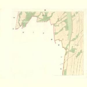 Passek - m2230-1-009 - Kaiserpflichtexemplar der Landkarten des stabilen Katasters