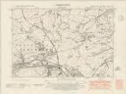Yorkshire CCLXXIII.SE - OS Six-Inch Map