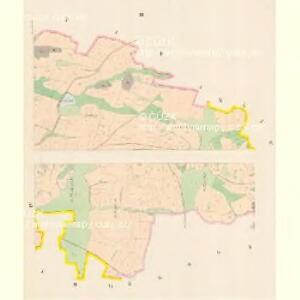 Swiratitz (Swjratice) - c7608-1-003 - Kaiserpflichtexemplar der Landkarten des stabilen Katasters