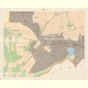 Triebsch - c8013-1-004 - Kaiserpflichtexemplar der Landkarten des stabilen Katasters