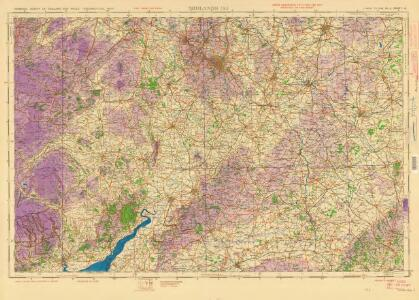 Ordnance Survey of England and Wales (Aeronautical map)