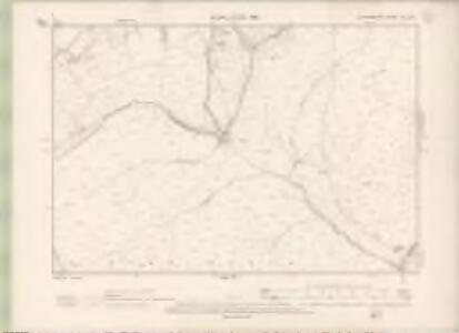 Stirlingshire Sheet XVI.SW - OS 6 Inch map