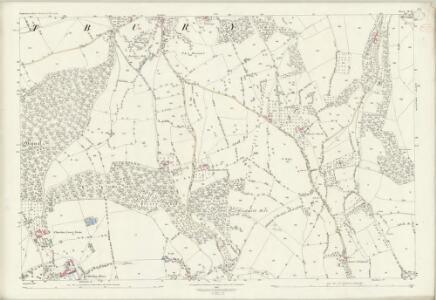 Somerset II.15 (includes: Easton In Gordano; Portbury; Wraxall) - 25 Inch Map