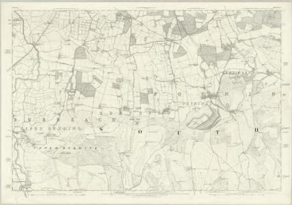 Sussex LII - OS Six-Inch Map