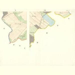 Popellin - m2363-1-004 - Kaiserpflichtexemplar der Landkarten des stabilen Katasters