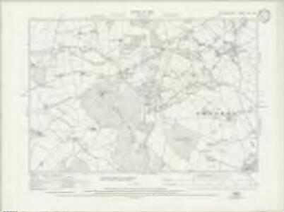 Staffordshire XXII.SE - OS Six-Inch Map