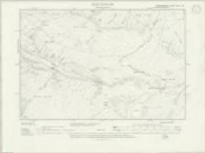 Cardiganshire XXVII.NE - OS Six-Inch Map