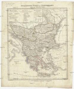 Europaeische Türkey und Griechenland