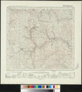 Meßtischblatt 6022 : Rothenbuch, 1941
