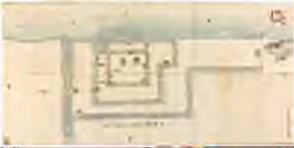丹州宮津城絵図