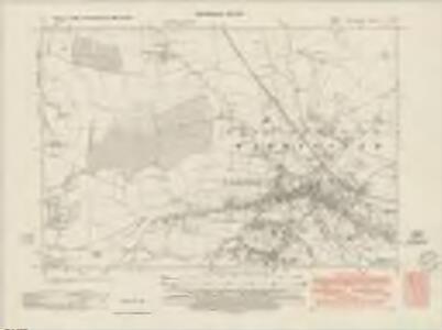 Wiltshire LI.NE - OS Six-Inch Map