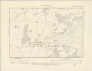 Dorset XLIX.SW - OS Six-Inch Map