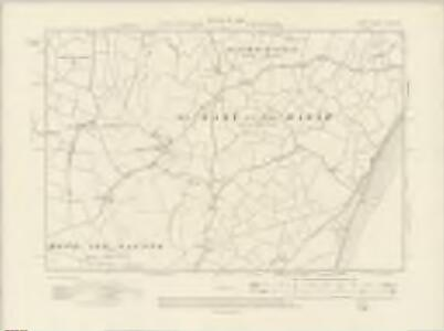 Kent LXXXI.SE - OS Six-Inch Map