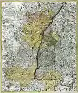 Landgraviatus Alsatiae tam superioris quam inferi[oris]