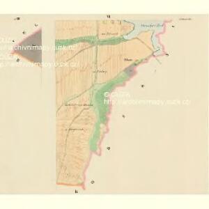 Unt. Slowenitz - c1389-1-006 - Kaiserpflichtexemplar der Landkarten des stabilen Katasters